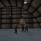 Effiziente Panzerlagerung