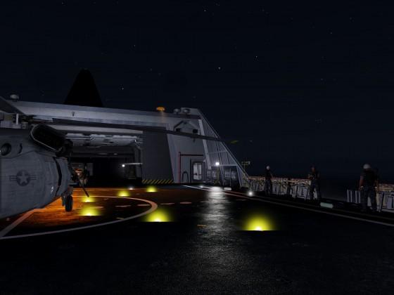 Arma 3 Zombie Event - Outbreak -> Schiffscrew wartet auf den Einsatz