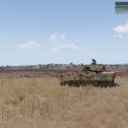 Puma sichert Richtung NE