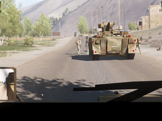 Bundeswehr Event: Takistan