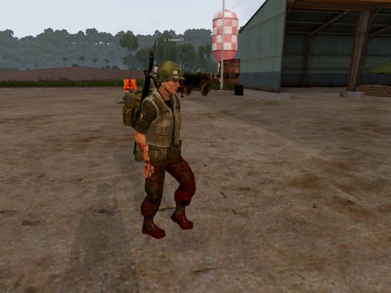 S.O.G Vietnam Take Prisioner