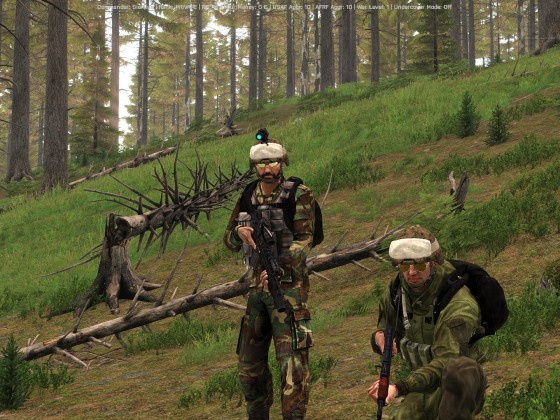 Arma3 Antistasi Livonia