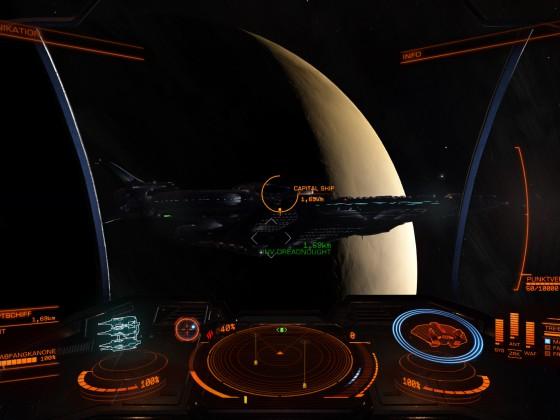 Empire Capital Ship