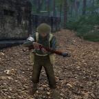 Lumberjack und sein Waffenhandling...