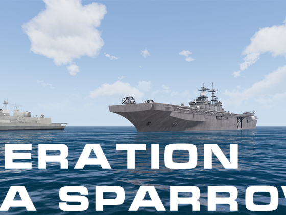 Operation - Sea Sparrow