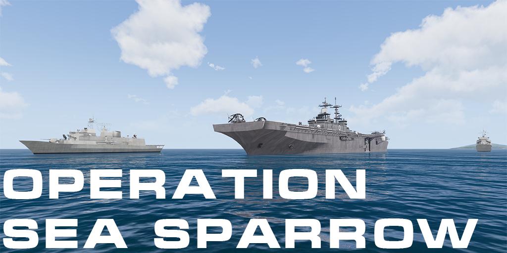 Operation - Sea Sparrow