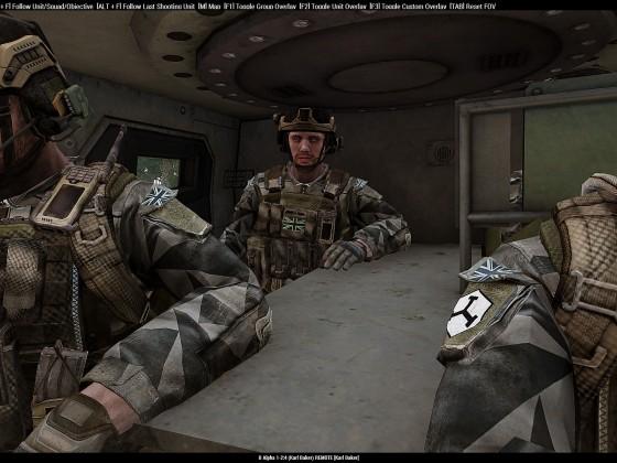 Armaworld Operation Retreat