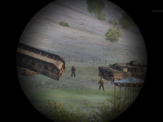 Panzer bergung