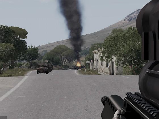 AAR: Kalter Krieg Tag 1