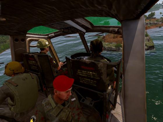 Arma 3 S.O.G Vietnam Event - River Patrol