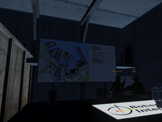 Briefing-Map