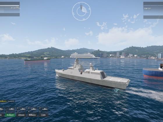 HAFM Navy +TOH - Static Civilian Ships