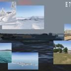 E76 Terrains