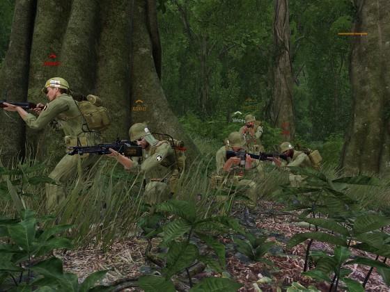 AAR Vietnam Kampagne - Kapitel 1