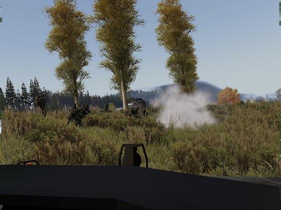 TF133 - Gefechtsübung