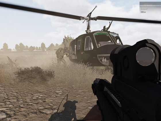 Arma 3 Event - BWAMA Day 02