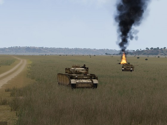 A3 Event WW2 Panzerkampf