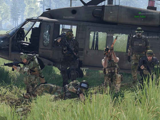 Arma Event Day-Watch