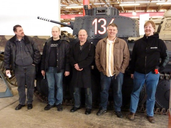 PLD in Munster März 2011