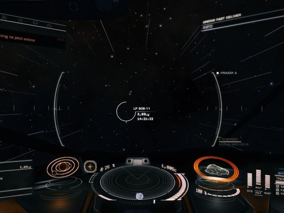 ED Cockpit