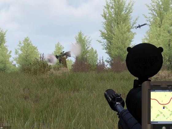 Javelin Angriff