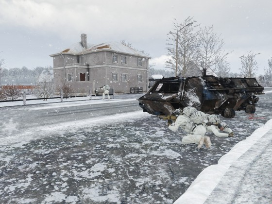 Arma 3 Event - Roter Schnee